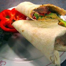 Mexican Steak Wrap