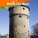 Tallinn Street Map icon