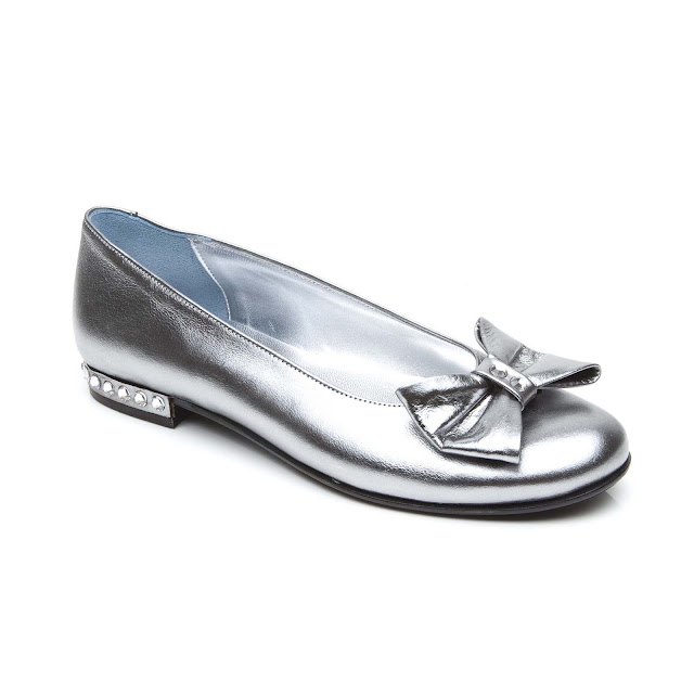 Bolshoi - Diamanté Heeled Shoe
