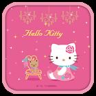 Hello Kitty Luxury Theme icon