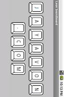 Screenshot of Leon Soundboard