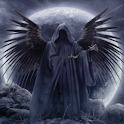 Grim Reaper LiveWallpaper Free icon