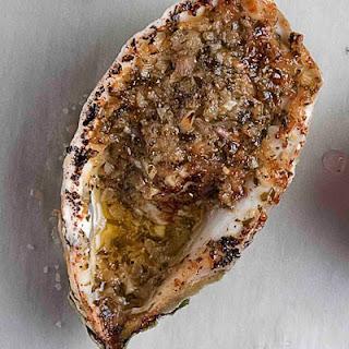 Lemon Garlic Butter Oysters Recipes