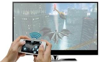 Screenshot of Gameloft Pad for LG TV