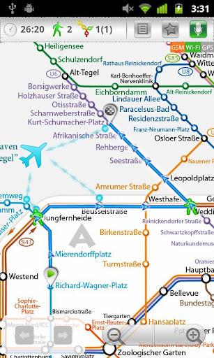 Berlin Metro 24