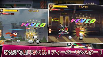 Screenshot of スラッシュ!ブッタ切りアクションRPG