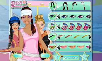 Screenshot of Sport Stylist