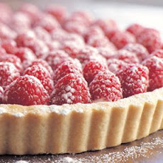 Raspberry-Earl Grey Tart