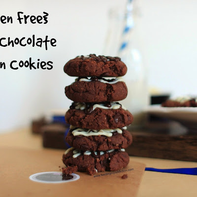 Gluten Free, Refined Sugar Free, High Protein, Vegan Option