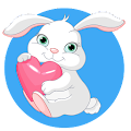 App 100 Heart Stickers apk for kindle fire