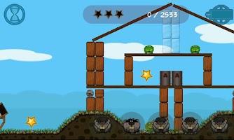 Screenshot of Beavers Strike Back Free