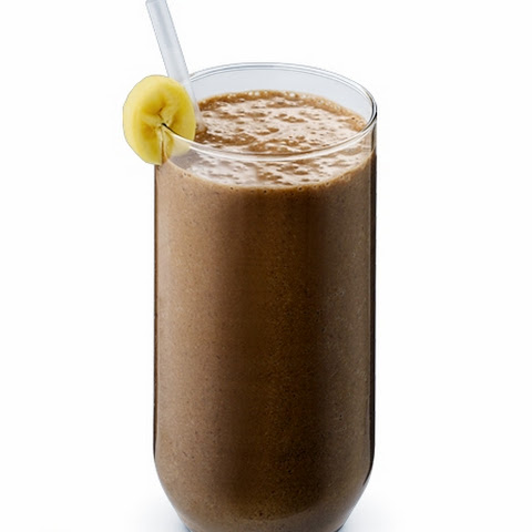 Peanut Butter Banana Smoothie with Truvía® Natural Sweetener