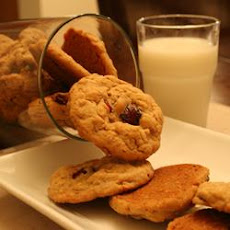 Raisin Bran Chewies Cookies