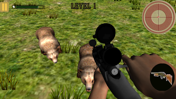 Screenshot of Snipper Bear Hunting 3D