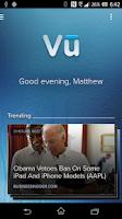 Screenshot of Vu