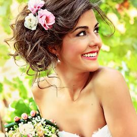 bride by Dejan Nikolic Fotograf Krusevac - Wedding Bride ( aleksandrovac, kraljevo, vencanje, wedding, krusevac, beograd, svadba, pozarevac, bride, banja,  )