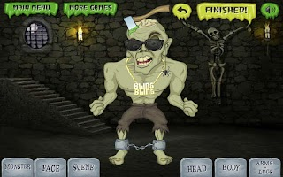 Screenshot of Pimp My Zombie