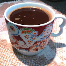 Mexican Chocolate Coffee