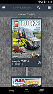 TRUCKS-Kiosk - screenshot