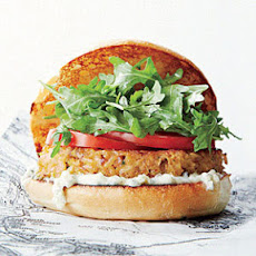 Berkeley Veggie Burger