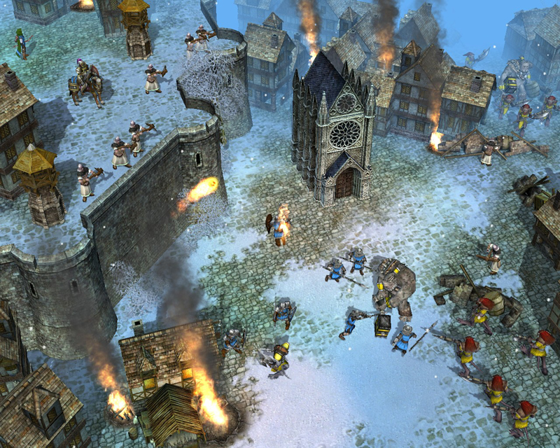 E3 2004: Armies of Exigo impresses