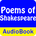 Poems of Shakespeare (Audio)