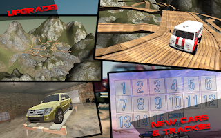 Screenshot of 4x4 Hill Climb Racing 3d