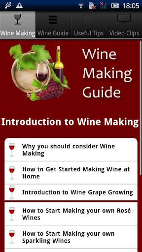 Wine Making Guide