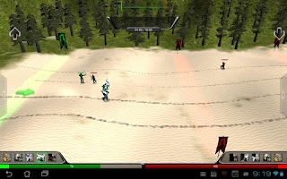 Screenshot of Medieval WarFare