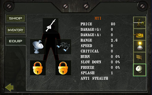 Tank Defense Games 2 - screenshot