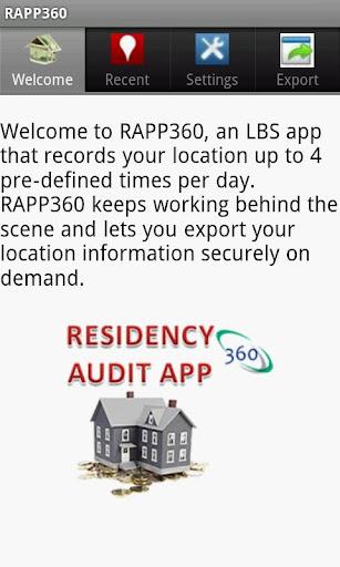 Residency Audit Free