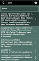 Screenshot of Clinical Trials Companion