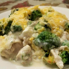 Chicken Broccoli Cheesy Casserole