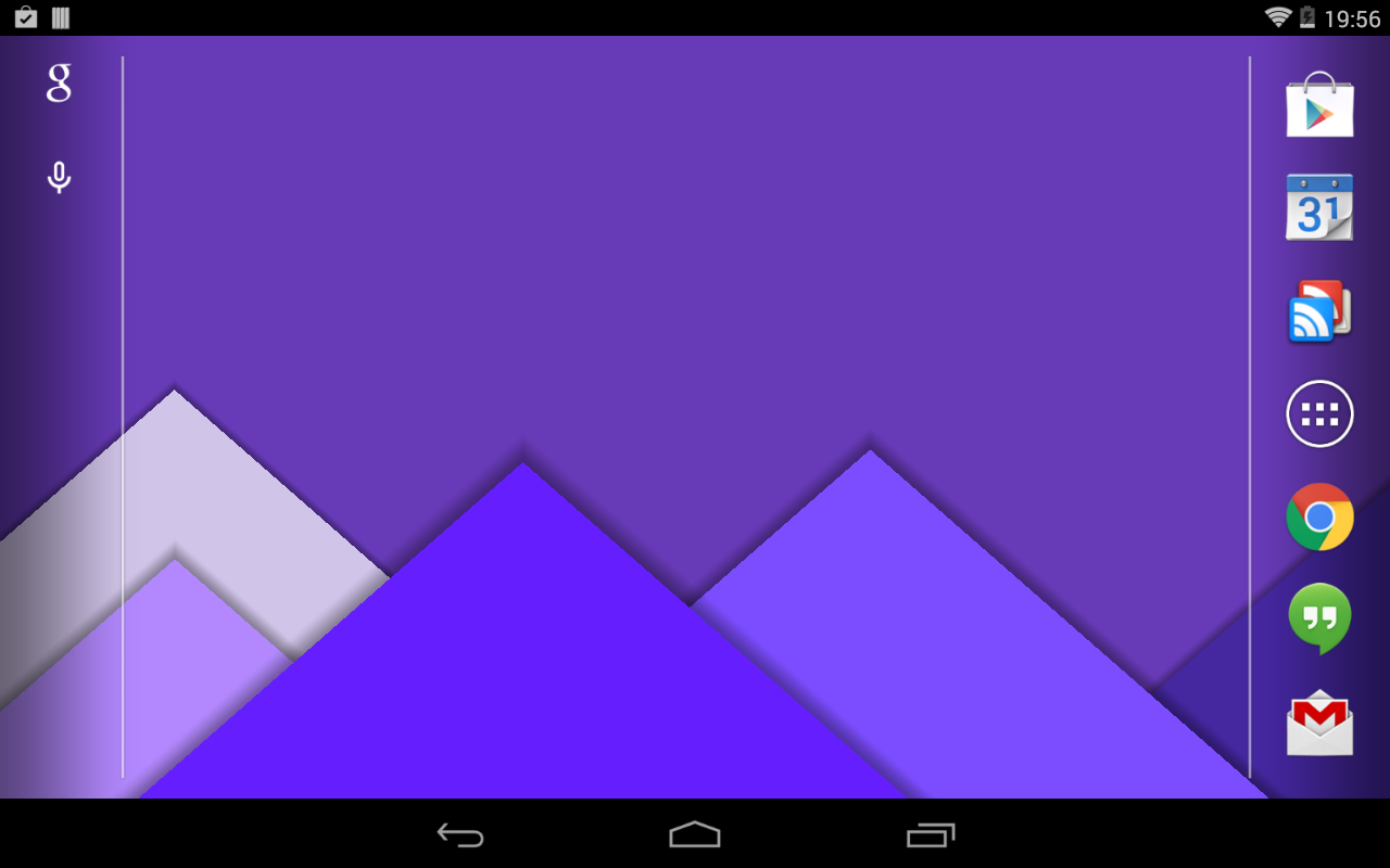Material Design Live Wallpaper Screenshot 18