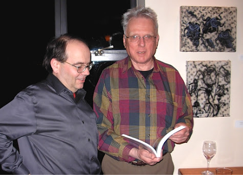 Launch Party -- George Stanley Issue