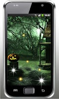 Screenshot of Halloween 2013 live wallpaper