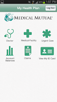 Screenshot of MedMutual