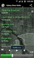 Screenshot of Fallout 3: Galaxy News Radio