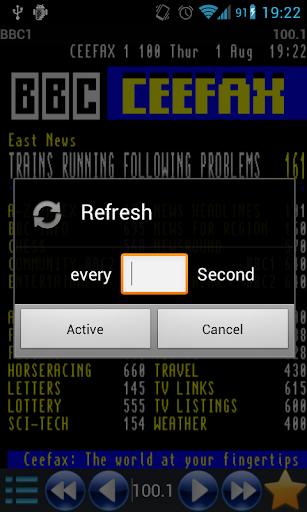 Teletext International PRO - screenshot