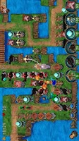 Screenshot of Empire defense