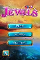 Screenshot of Jewels FREE