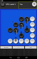 Screenshot of Ultima Reversi