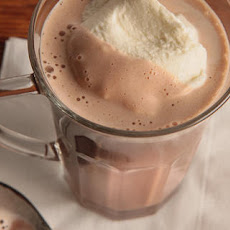 Tipsy Hazelnut Hot Chocolate Recipe