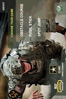 Screenshot of Army Ranger Challenge