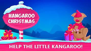 Screenshot of Hangaroo Christmas
