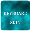 Aqua Foggy Keyboard Skin icon