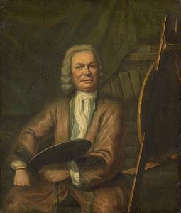 RIJKS: Cornelis Wever: painting 1771