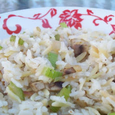 Rice and Veggie Pilaf