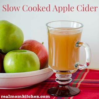 Slow Cooked Apple Cider