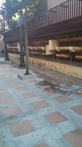 Cascada Plaza Mayor